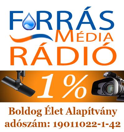 Forras Radio 1szazalek